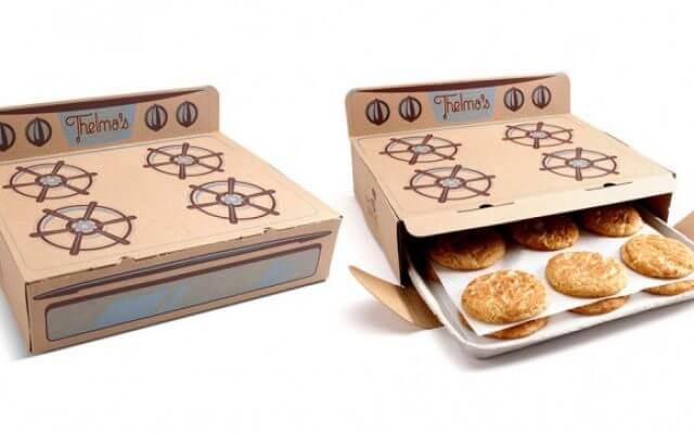 diseño packaging galletas
