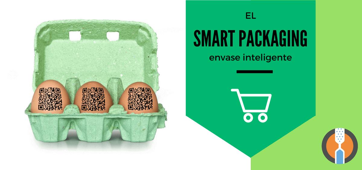 smart packaging o envase inteligente