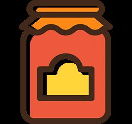 envasado de mermelada