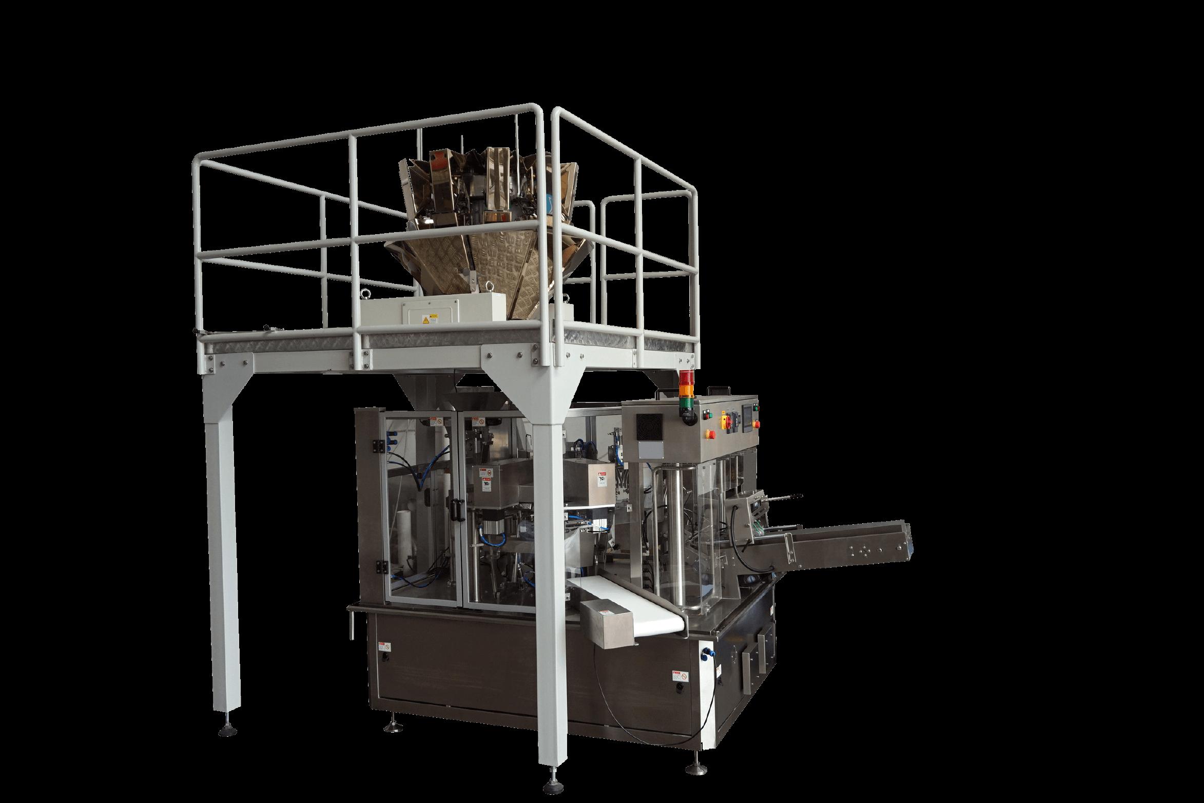 alpha pack machinery